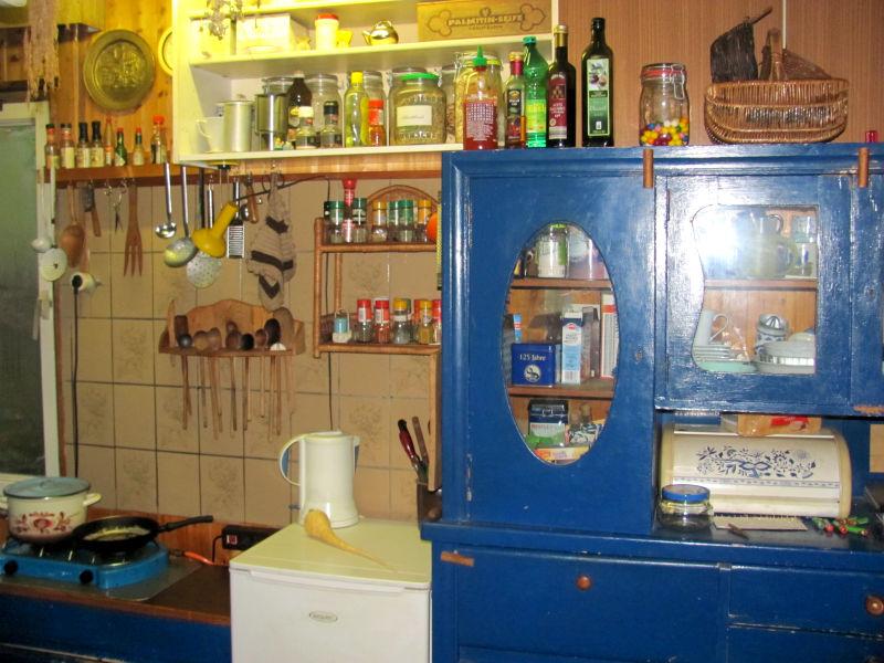 Grundausstattung Küchenschrank