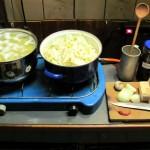 Schnitzel und Weißkohl