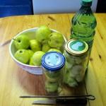 Apfelessig und anderen Fruchessig herstellen
