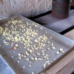 Knoblauchpulver selbst gemacht