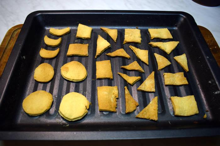 Kekse als Chips 1