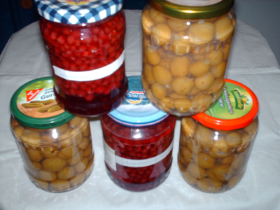 Einkochen-von-Obst und Gemüse 1